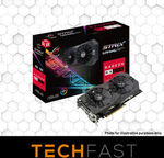 ASUS ROG STRIX AMD Radeon RX 570 4GB $189.05 Delivered (Bonus Three Games via Redemption) @ Tech Fast eBay