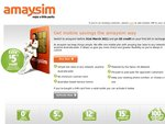 Amaysim up to $15 Credit + No Flagfall + $9.90 for 1GB