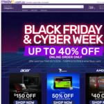 Mwave Black Friday & Cyber Week Sale - Up to 40% Off (Online Order Only) 240GB Adata SSD $39, Asus RTX 2070 $765 and More