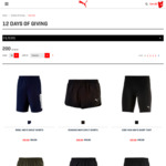 50% off Shorts, Pants & Tights @ PUMA