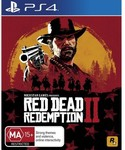 [PS4, XB1] Red Dead Redemption 2 $69 @ Harvey Norman