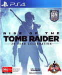 [PS4] Rise of The Tomb Raider 20 Year Celebration Edition $20 @ Big W