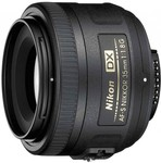 Buy Any Nikon SLR Camera and Get Nikon AF-S DX NIKKOR 35mm F/1.8g Lens for $1 ($296) @ Harvey Norman