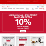 Additional 10% off Sitewide @ KitchenAid