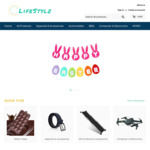 10% off All Orders above $100 - LifeStylz