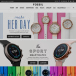 25% off at Fossil