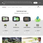 TomTom 20% off SatNav Free Delivery (e.g. VIA 52 $160 Delivered)