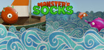 [Android] Monster's Socks App Free (Was $3.09) @ Google Play