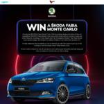 Win an MY19 ŠKODA Fabia Monte Carlo Worth $32,290 from Nine Network