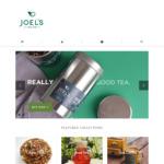 50% off All Varieties of Tea @ Joel's Tea Co