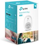 TP-Link HS100 Smart Wi-Fi Plug $29 @ Bing Lee (Price Beat $27.55 @ Officeworks, $26.10 @ Bunnings)