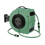 GV Tools Retractable Water Hose Reel 20m for $29 @ Repco