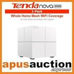 Tenda Nova MW6 2pk $99.96, Tenda Nova MW3 2pk $59.95 + Delivery (Free with eBay Plus) @ Apus Auction eBay