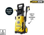 Workzone High Pressure Washer 2000W/2219PSI $129 @ ALDI