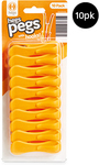 Hegs Pegs 10 Pack for $2.99 @ ALDI
