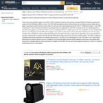 Philips L'OR Barista Capsule Machine Piano Noir LM8012/60 + 50 L'OR Barista Double Shot Capsules $99 Delivered @ Amazon AU