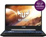 Asus TUF Gaming Laptop FX505 DD $839.20 Shipped @ Futu Online eBay