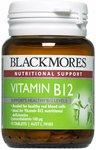 Blackmores Vitamin B12 (75 Tablets) $6.19 | Probiotics 90 Capsules $29.99 + Delivery ($0 with Prime/ $39 Spend) @ Amazon AU
