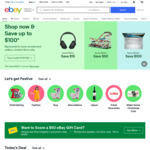 15% off Eligible Items for eBay Plus Members / 10% for Non eBay Plus ($120 Min Spend, $150 Max Discount) @ eBay