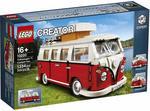 LEGO Creator Expert Volkswagen T1 Camper Van 10220 - $99 Delivered @ Amazon AU