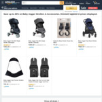 25% Discount on select Baby Jogger Strollers (E.g. Baby Jogger City Mini $295, Citi Select $488.78 Delivered) @ Amazon AU