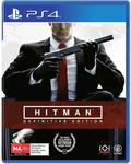 [PS4] Hitman Definitive Edition $26.84 + Delivery ($0 with Prime/ $39 Spend) @ Amazon AU