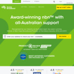 First Month Free @ Aussie Broadband (New Customers Only)