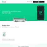 [NSW] Get $60 Cashback When You Hire a Bus from The Buus App (Sydney Metro Only)