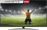 "LG 75SM8600PTA 75"" SM8600 4k SUPER UHD SMART LED TV $2036 + Delivery (Free C&C) @ The Good Guys eBay"