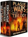 """[eBook:] Free: """"Plague Wars: Infection Day"""" The First Trilogy @ Amazon & Google Play"""