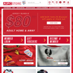 Home and Away Footy Jersey Bundle $80 (U.P. $110) + Shipping @ Adelaide United FC Merchandise