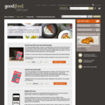 10% off Good Food Gift Card