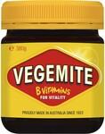 Vegemite 380gm $3 (Was $6) C&C @ Big W | 380gm $2.70, 560gm $3.98 (W/ Sub & Save) Delivered @ Amazon AU