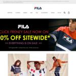 Click Frenzy Sale: 60% off Sitewide @ Fila AU