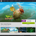 [PC] DRM-free - Yoku's Island Express $4.59/Starpoint Gemini Warlords $7.99/Wizard of Legend $9.19/Nine Parchments $5.99 - GOG