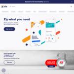 Get $50 Zip Credit When Spending ≥$50 each Week for 4 Weeks @ Zip Pay