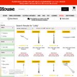 House - Alex Liddy Cutlery Singles $1.70-$2.65 Each / 50-70% off, Stack w/ SALE15, Free Ship $89+