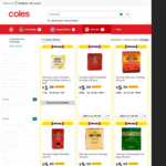 50% off Twinings Tea 80-100 Bag Varieties $5.50 @ Coles