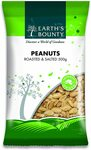 Earth's Bounty Roasted and Salted Peanuts, 10x 500g $2.75 + Delivery ($0 with Prime / $39 Spend) @ Amazon AU