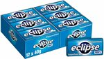 Eclipse Sugar Free Peppermint Mints 40gx12 $23.57 ($21.21 for S&S & Prime) + Delivery ($0 w/Prime/ $39 Spend) @ Amazon AU