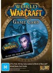 [PC] World of Warcraft 60 Day Game Card $21.48 + Delivery (Free C&C) @ EB Games