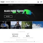 Black Friday: Free Capsule Case with Purchase of Sunglasses + Free International Shipping @ Sungod Sunglasses