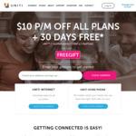 250Mbps Plan for $99.95 on Opticomm Fibre Plans + Free Activation + Free Router (Min 12M) @ Uniti