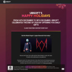 [PC, PS5, XSX] Free - Watch Dogs: Legion Rewards Pack @ Ubisoft