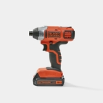 Black+Decker 18V Drill Driver and Impact Driver Combo Kit $49 (was $99) @ Kmart