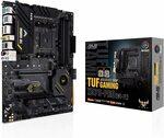 Asus TUF Gaming X570-PRO (Wi-Fi 6) $319.34 + Delivery (Free with Prime) @ Amazon US via AU