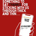 $5 In-Store Credit or Free Large Chips for Existing Red Royalty Members @ Red Rooster