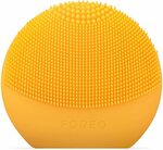FOREO LUNA fofo Smart Face Brush, Sunflower Yellow $59.90 Delivered (RRP $149) @ Amazon AU