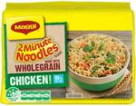 ½ Price Maggi 2 Minute Noodles 5 Pack $1.97 @ Woolworths