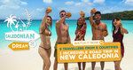 Win Return Flights to Nouméa for 2 Worth $1,400 from New Caledonia Tourism
